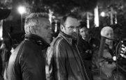 Superviseur VFX Marc Côté (droite) - Réalisateur Jean-Marc Vallée (gauche) - Big Little Lies