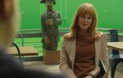 Celeste (Nicole Kidman dans Big Little Lies) au café Blue Blues en studio