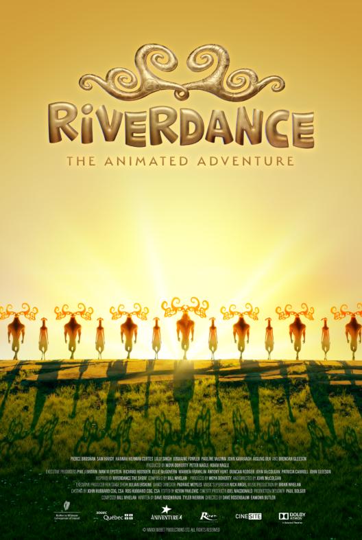 Riverdance – L'aventure animée