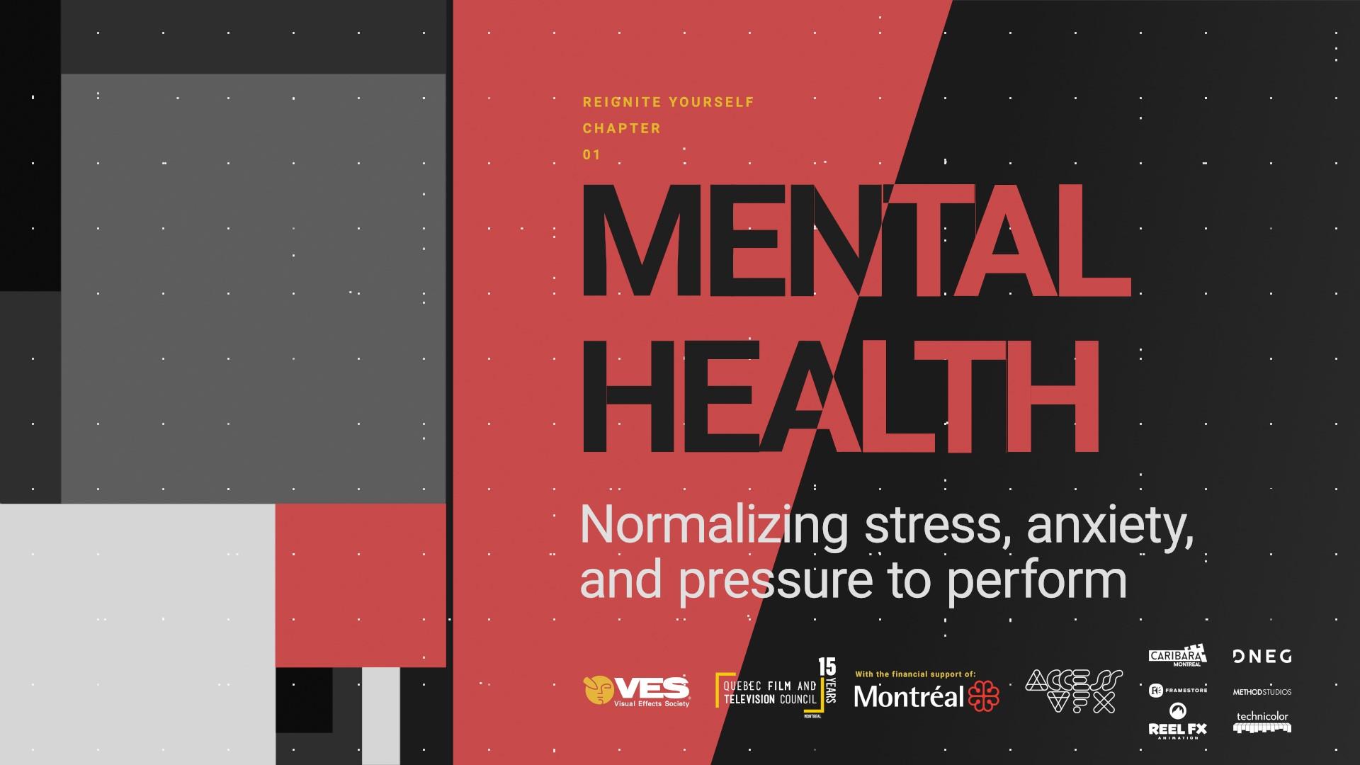 LaVisual Effects Societyet leBureau du cinéma et de la télévision du Québeclancent un podcast sur la santé mentale.