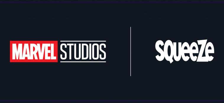 Marvel Studios choisit Squeeze