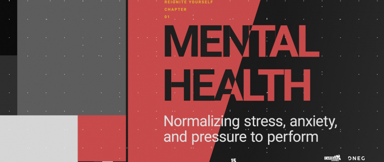 The Visual Effects Society and the Quebec Television and Film Council launch a podcast on mental health.